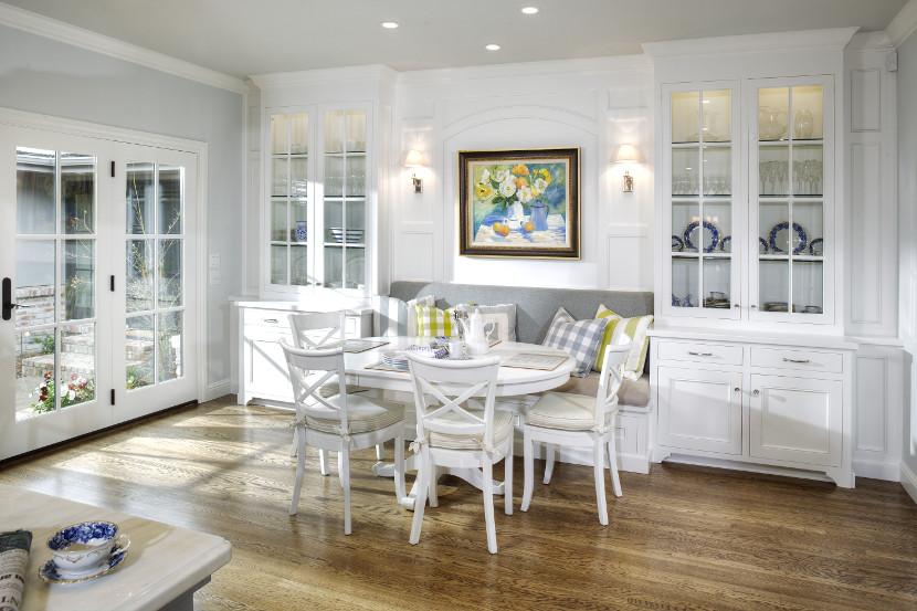 Beau ... El Sur Breakfast Area · Neihaus Kitchen Interior Design Sacramento Ca  ...