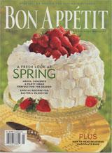Bon Appetit Magazine April 1999