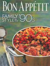 Bon Appetit Magazine March 1999