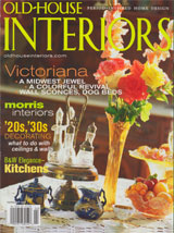 Old-House Interiors Magazine February 2007